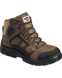 Avenger Men's Electrical Hazard Hiking Boots - Steel Toe, , hi-res