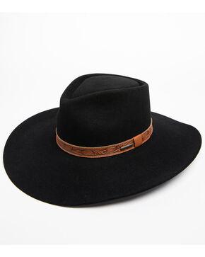 Stetson Men's Longmont 6x Felt Hat, Light Grey, hi-res