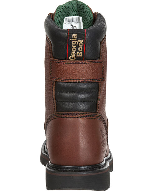 Georgia Men's Retro Renegades Work Boots, Gaucho, hi-res