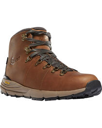 Danner Men's Brown Mountain 600 Hiking Boots - Round Toe, , hi-res