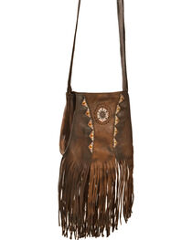 Kobler Leather Tan Shoulder Bag, , hi-res