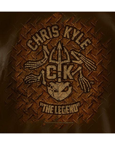 "Chris Kyle ""Overseer"" Brown T-Shirt, Brown, hi-res"