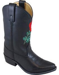 Smoky Mountain Youth Girls' Rosalito Western Boots - Snip Toe , , hi-res
