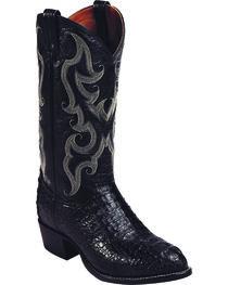 Tony Lama Men's Hornback Caiman Exotic Western Boots, , hi-res