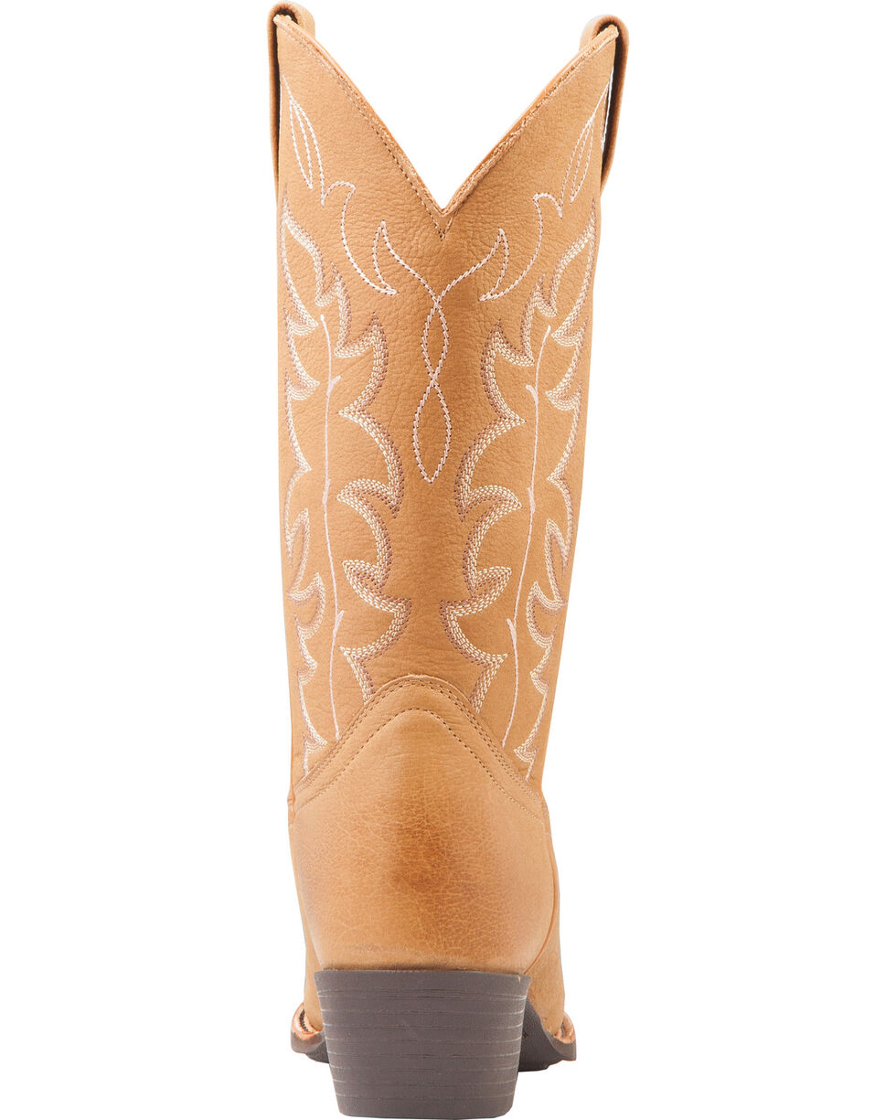 Shyanne Women's Xero Gravity Embroidered Performance Boots - Round Toe, , hi-res
