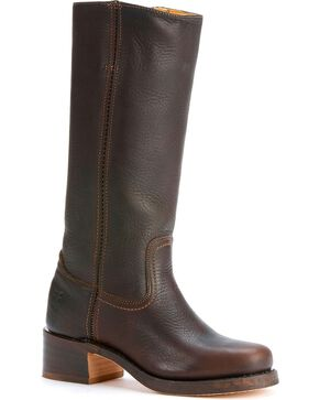 Frye Women's Campus Fashion Boots, Brown, hi-res