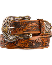 Tony Lama Men's Westerly Ride Belt, , hi-res