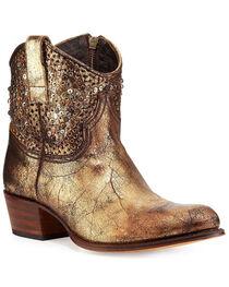 Frye Women's Deborah Studded Boots - Round Toe, , hi-res