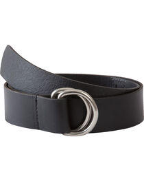 Mountain Khakis Men's Black D-Ring Belt, , hi-res
