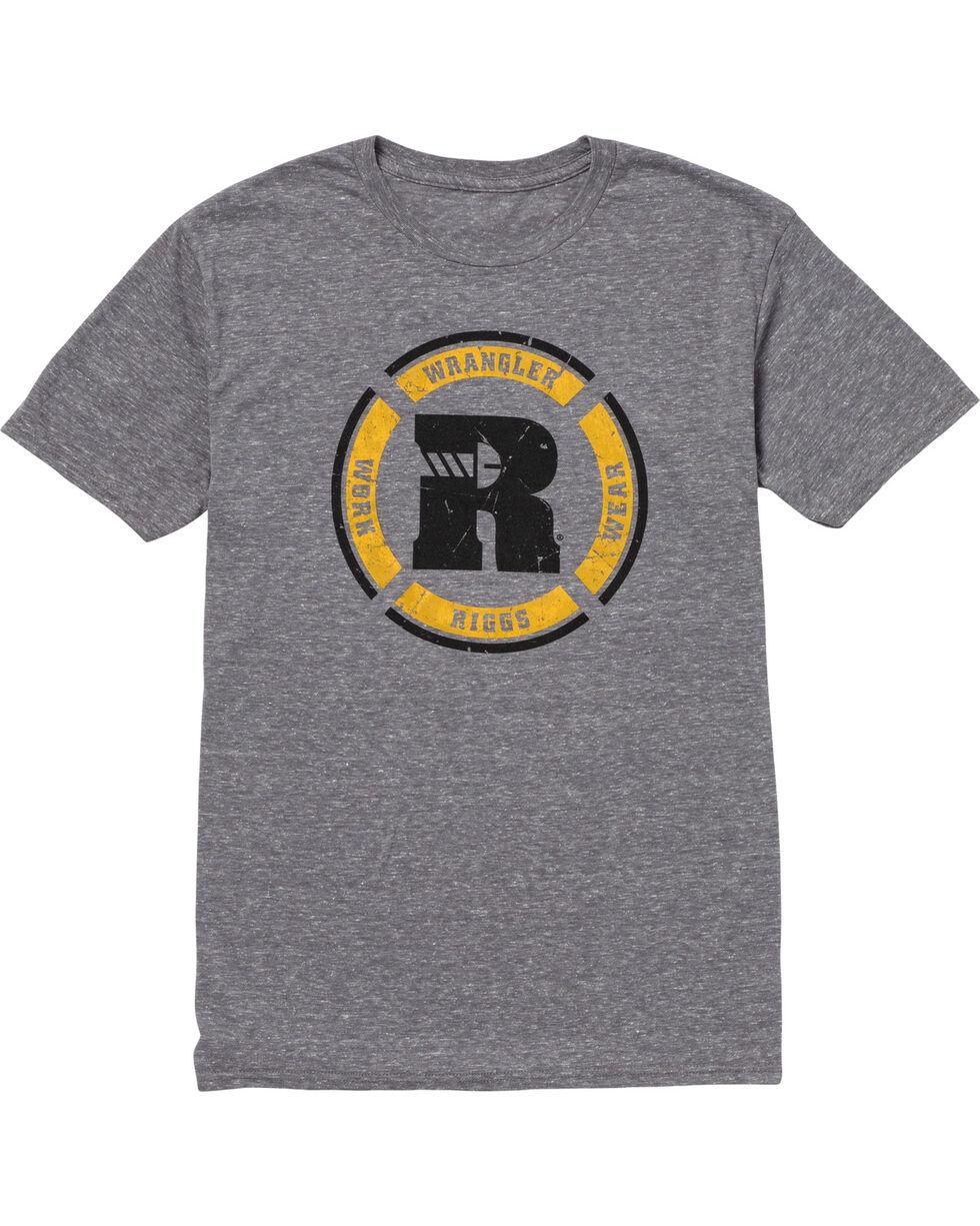 Wrangler Men's Grey RIGGS Workwear Graphic Tee , Grey, hi-res