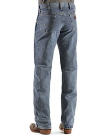 Wrangler Premium Performance Advanced Comfort Mid Tint Jeans - Big & Tall, , hi-res