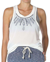 Miss Me Women's Blaze a Trail Active Tank, , hi-res