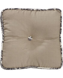 HiEnd Accents Augusta Button Boxed Pillow, , hi-res