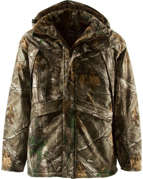 Berne Realtree Camo Blizzard Quilt Lined Coat, Camouflage, hi-res