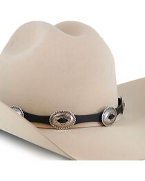 Cody James® Oversized Conchos Hat Band, , hi-res