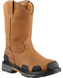 Ariat Men's Overdrive Composition Toe Western Work Boots, , hi-res