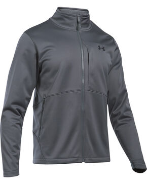 Under Armour Men's Storm Softershell Jacket , Grey, hi-res