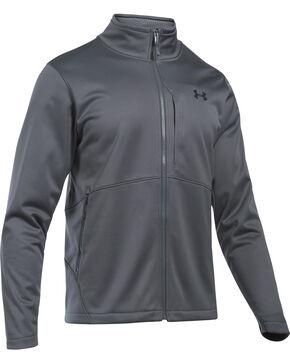 Under Armour Men's Storm Softershell Jacket , Grey, hi-res