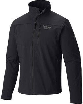Mountain Hardwear Men's Ruffner Hybrid Jacket, Black, hi-res