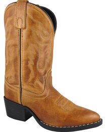 Smoky Mountain Youth Boys' Dakota Western Boots - Medium Toe, , hi-res