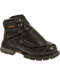 CAT Men's Ergo Flexguard Steel Toe Work Boots, , hi-res