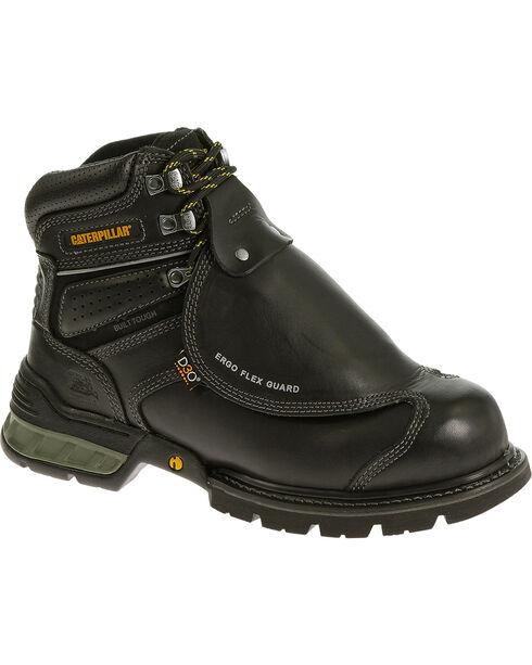 CAT Men's Ergo Flexguard Steel Toe Work Boots, , hi-res