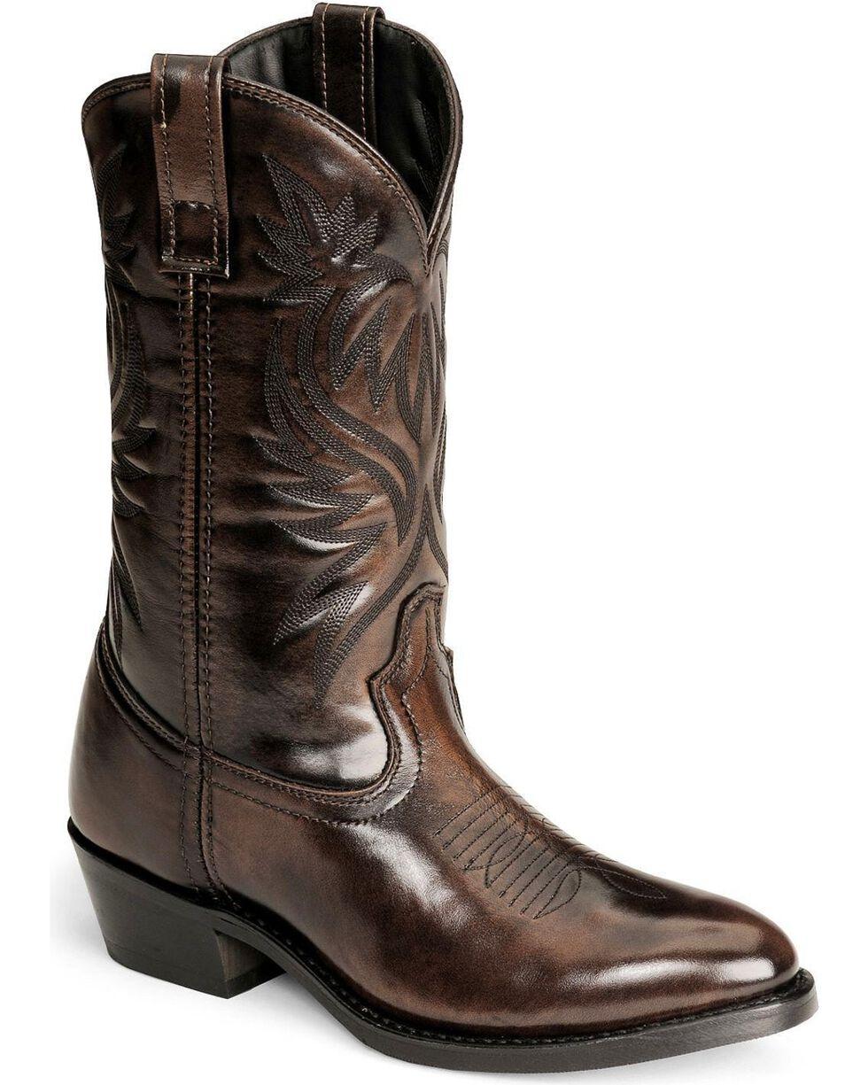 Laredo Men's Paris Western Boots, Antique Tan, hi-res