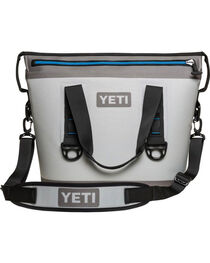Yeti Grey Hopper Two 20 Softside Cooler , , hi-res