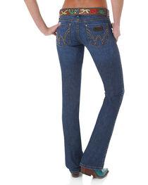 Wrangler Women's Premium Patch Sadie Jeans, , hi-res
