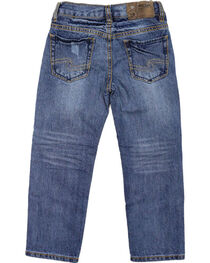Silver Jeans Boys' Benny Straight Leg Jeans, , hi-res