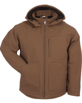 Berne Sattelhorn Coat, Brown, hi-res