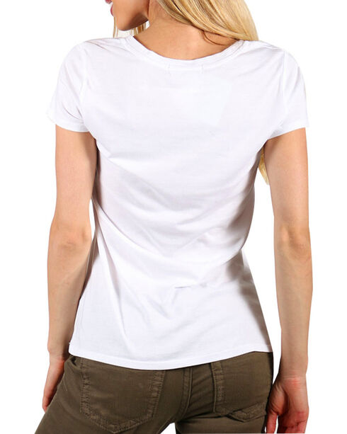 Signorelli Women's After Party Tee, White, hi-res