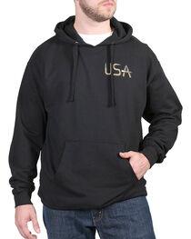 Cody James® Men's USA Bullets Hoodie, , hi-res