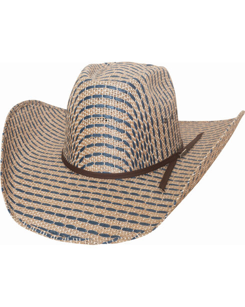 Bullhide Men's Tyler Harr Tough Draw 50X Brady Hat , Tan, hi-res