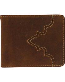 Cody James® Men's Bi-Fold Pass Case Wallet, , hi-res