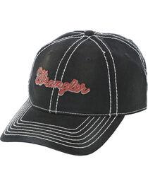 Wrangler Men's Vintage Ball Cap, , hi-res