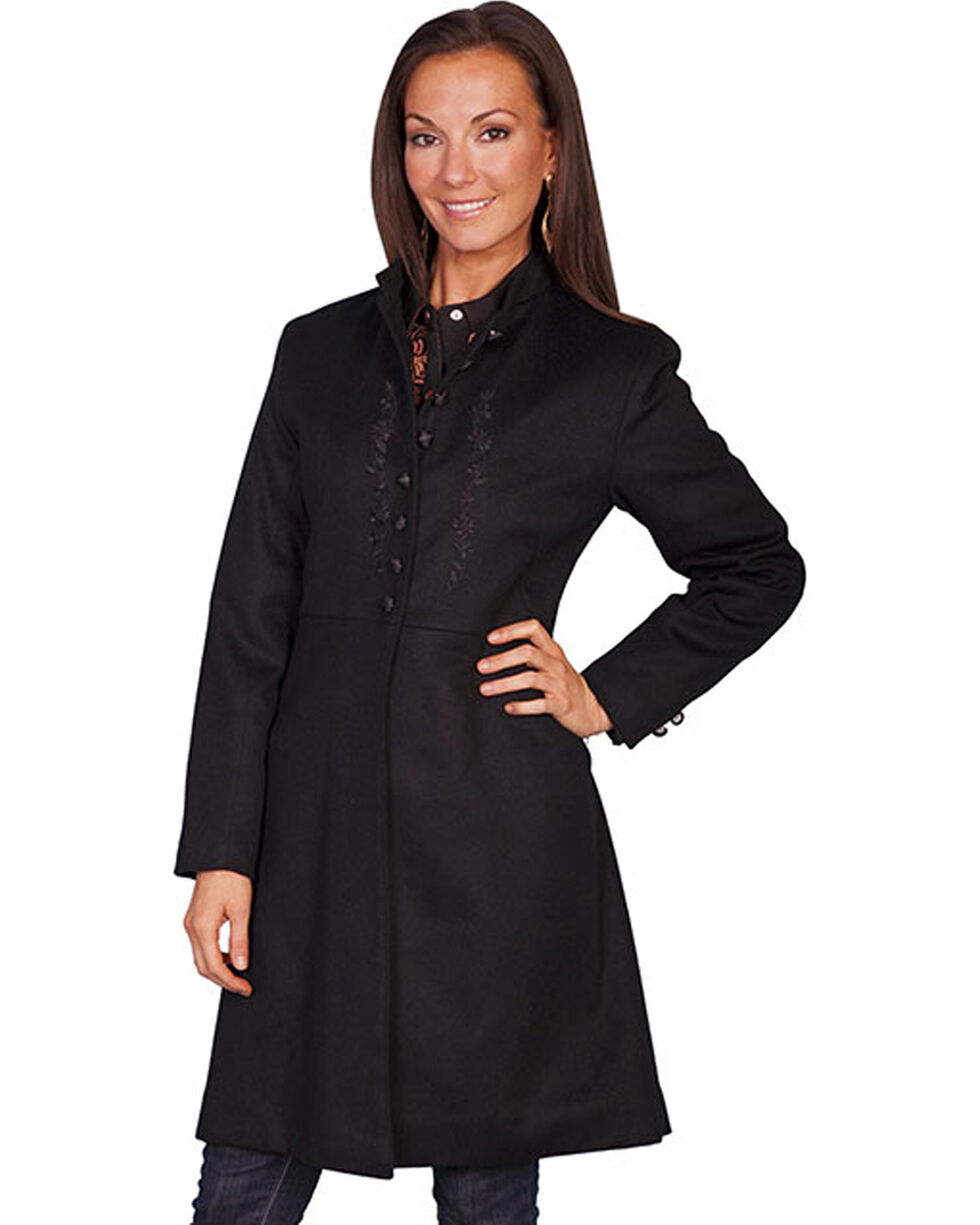 Scully Women's Heritage Coat, Black, hi-res