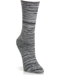K-Bell Women's Soft & Dreamy Random Feed Crew Socks, , hi-res