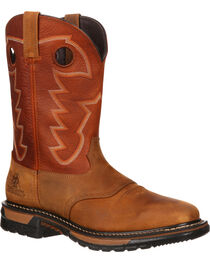Rocky Men's Original Ride Western Boots, , hi-res