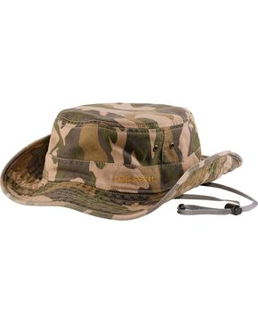 Carhartt Billings Hat, Khaki Camo, hi-res
