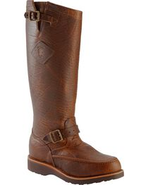 "Chippewa Men's 17"" Moc Toe Snake Boots, , hi-res"