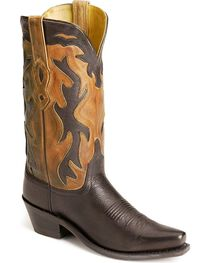 "Jama Women's Fashion Wear 12"" Western Boots, , hi-res"