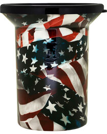 Mud Jug The Patriot American Flag Roadie Spittoon, , hi-res