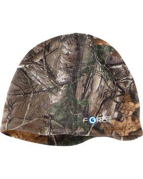 Carhartt Lewisville Force Camo Fleece Hat, Camouflage, hi-res