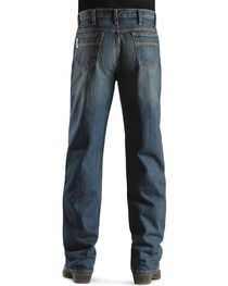 Cinch  Jeans - White Label Relaxed Fit Denim Jeans Dark Stonewash, , hi-res