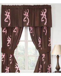 Browning Buckmark Pink Valance, , hi-res