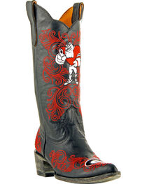 Gameday Boots Women's University of Georgia Western Boots - Pointed Toe, , hi-res