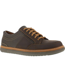 Florsheim Men's Gridley Casual Oxford Shoes - Steel Toe , , hi-res