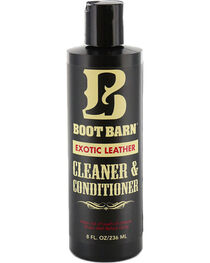 Boot Barn® Exotic Leather Cleaner & Conditioner, , hi-res