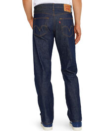 Levi's Men's 501® Original Shrink-to-fit Rigid Jeans, , hi-res